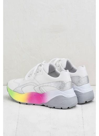Elle Sneakers Beyaz